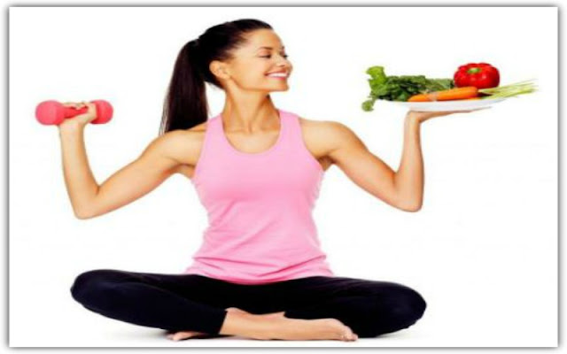 New Food Are Get Healthy Diet For Physical Fitness & Help Through Daily Exercise