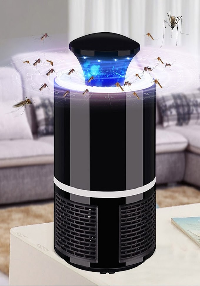 Mosquito Killing Lamp LED Household Insect Repellent Photocatalyst Mosquito Killer Mute USB Fly-killer Lamp