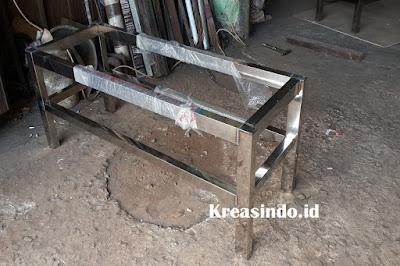 Jasa Kaki Meja Stainless di Jakarta dan sekitarnya