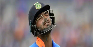 This Indian player is a fan of getting out at zero, saying - not enough to play in ODIs. General Chat Chat Lounge