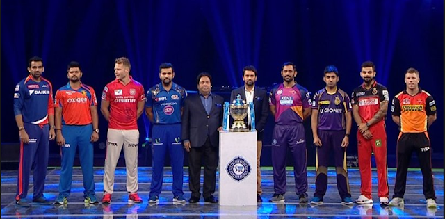 Complete List of Players and Squad Of All Eight Teams with price in IPL 2017