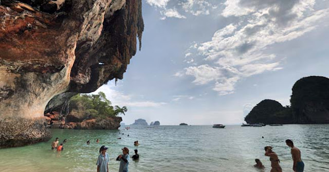 Travel In Krabi, an area on southern Thailand's Andaman coast