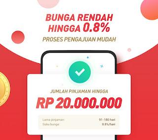 kreditlist apk pinjaman online 20 juta
