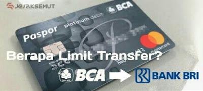 limit transfer bca ke bri