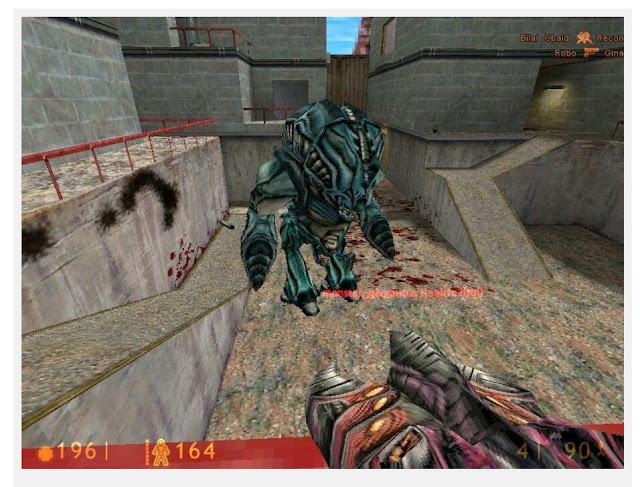 لعبة هاف لايف (Xash3D FWGS) القتالية الشهيرة آخر إصدار للأندرويد