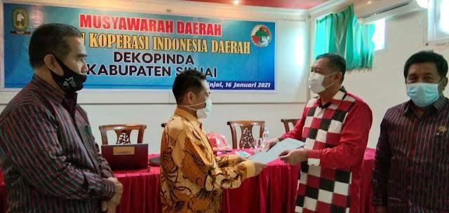 SK Diterima, Sinjai Resmi Jadi Tuan Rumah Peringatan Hari Koperasi Tingkat Provinsi Tahun Ini
