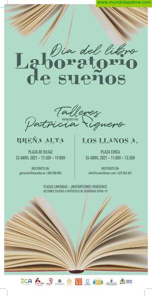 Asemba y ZCA Los Llanos de Aridane con motivo del Día del Libro promueven la animación a lectura con diferentes acciones para todas las edades