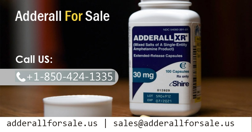 Adderall For Sale - Buy Online Generic Medicines