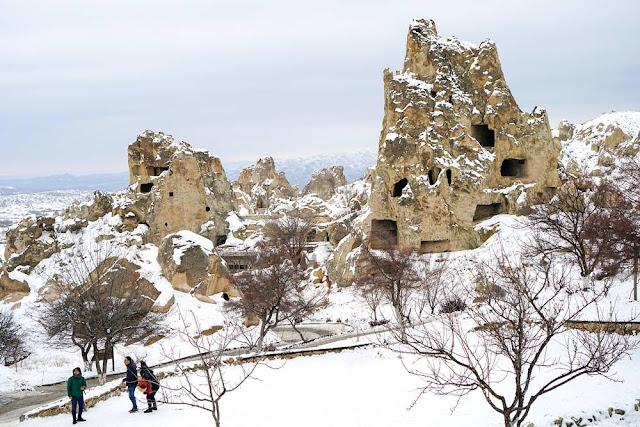 Cappadocia – Nơi giấc mơ vút bay