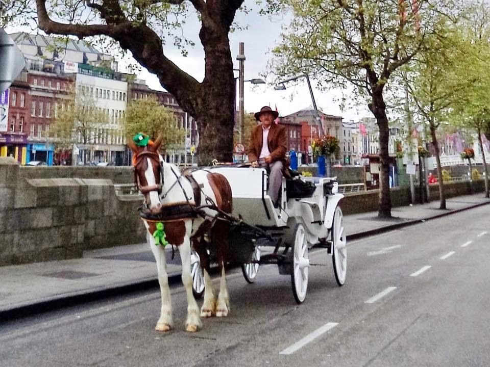 DUBLIN..La ciudad mas amigable de Europa