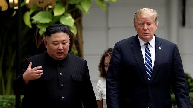 """Trump afirma que Kim Jong-un """"goza de buena salud"""" e insta a """"no subestimarlo nunca"""""""