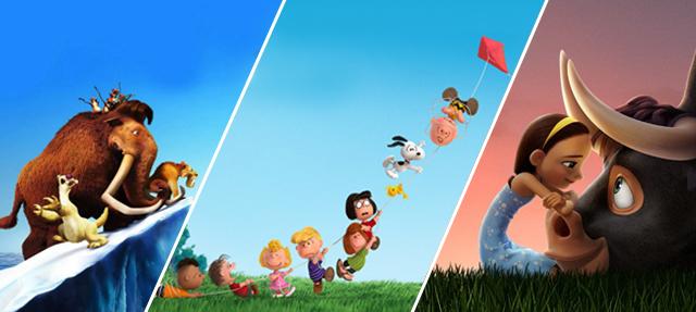Οι Παιδικές Ταινίες Κινουμένων Σχεδίων του Studio Blue Sky