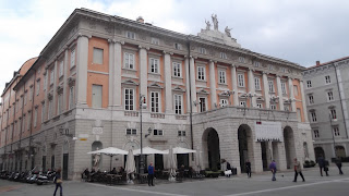 The Teatro Lirico Giuseppe Verdi in Trieste, where Renata Tebaldi enjoyed her first success