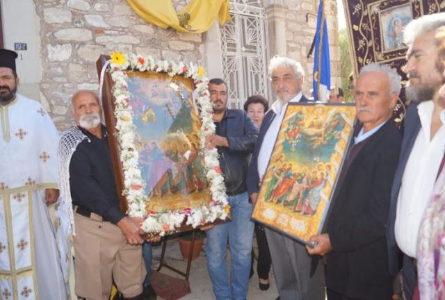 Μετά το προσκύνημα έρχεται και η αδελφοποίηση των κοινοτήτων Τολού και Μεσσαράς