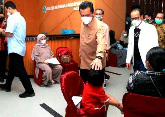 Vaksinasi Ibu Hamil dan Menyusui di Seluruh Kepri, Berikut Harapan Gubernur