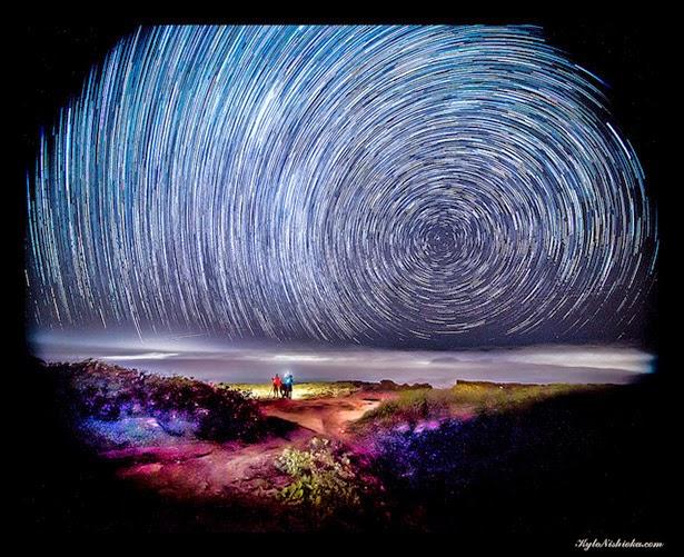 Star Trails 16