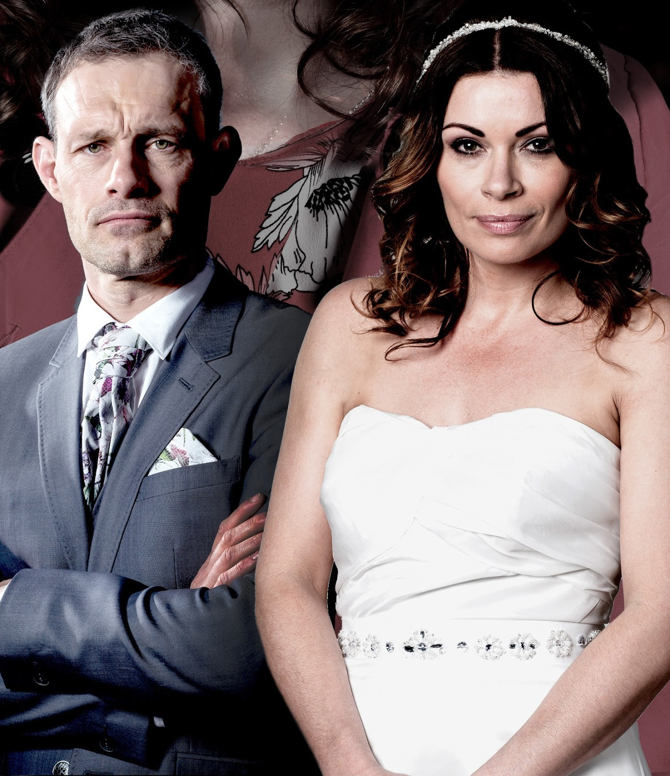 Coronation Street Blog In Pics Carla Connor S Weddings So Far