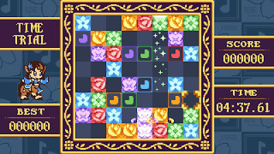 Petal Crash Game Screenshot 1