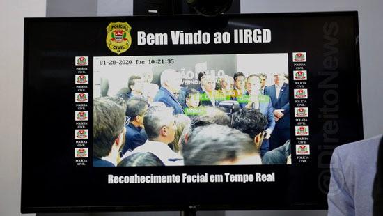governo inaugura laboratorio reconhecimento facial direito