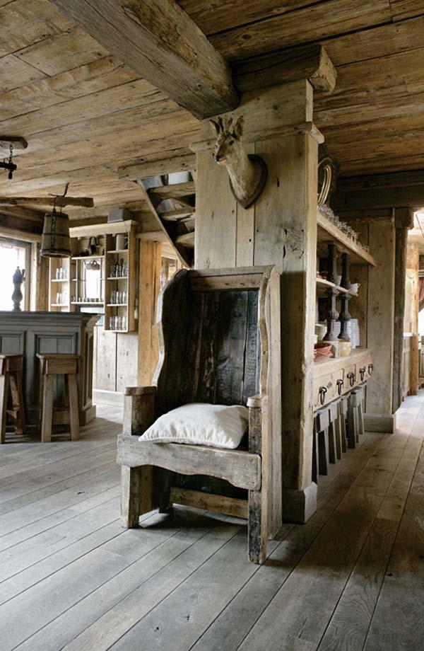 Casa Rustica de Montana