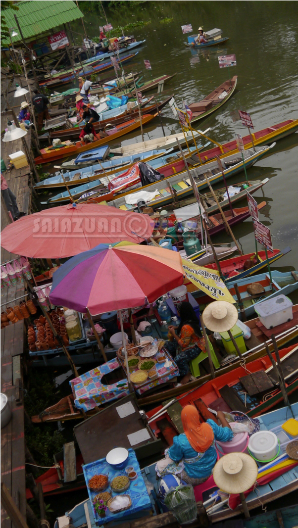 klonghae floating market