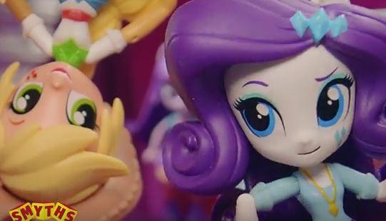 Equestria Girls Mini Commerical