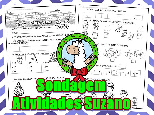 sondagem-alfabetização-1º-ano-língua-portuguesa-matemática-atividades-suzano