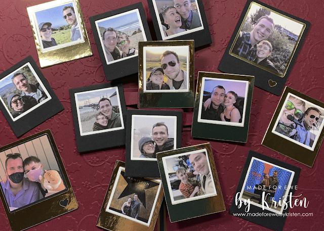 Pop-Up Surprise Photo Collage