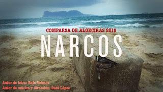 Narcos (Comparsa). COAC 2019