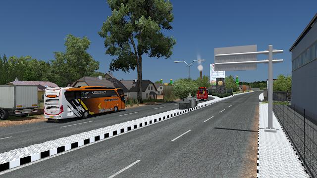 Map Trans Jawa v6 ETS2