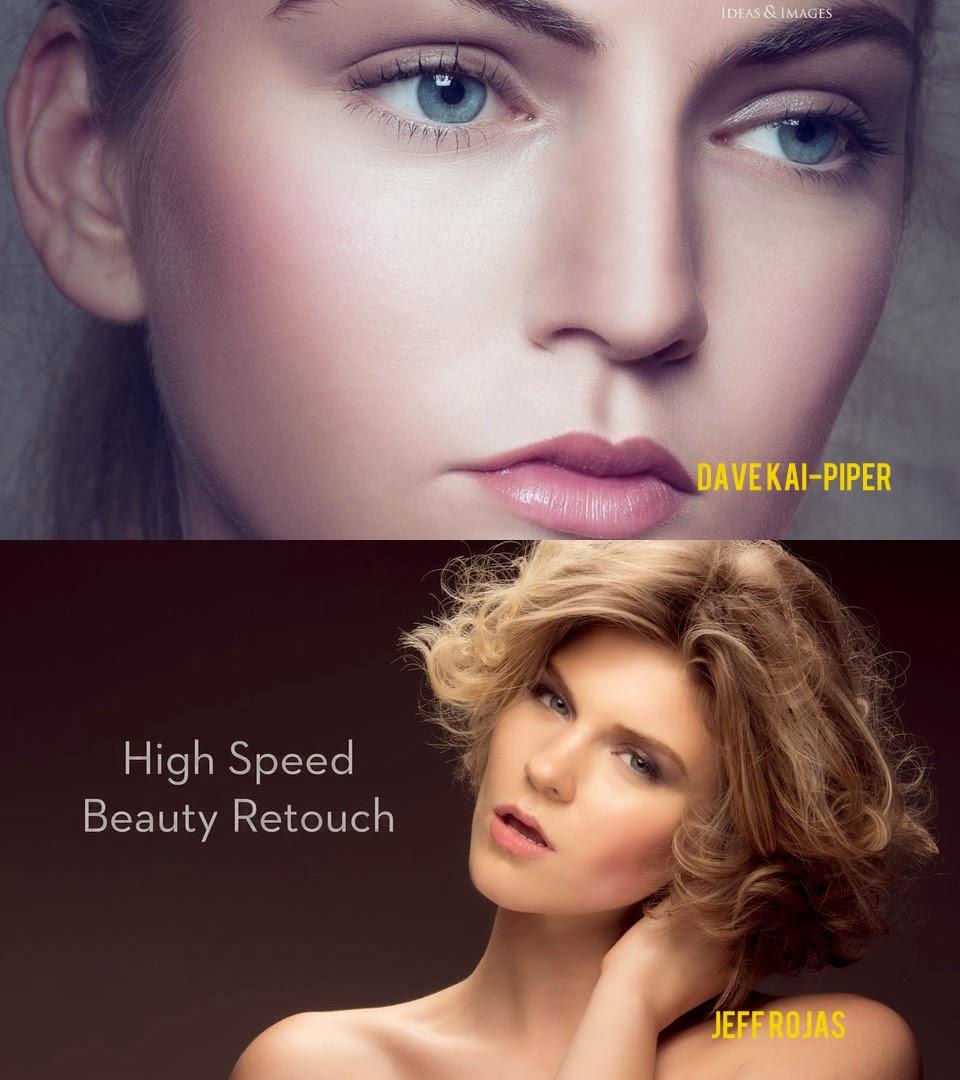 Beauty 2 Fashion: 2 Fashion Photographers 2 Beauty Retouching Styles: Jeff