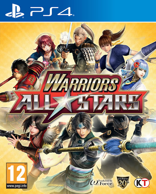 Warriors All Stars presenta su tráiler de lanzamiento