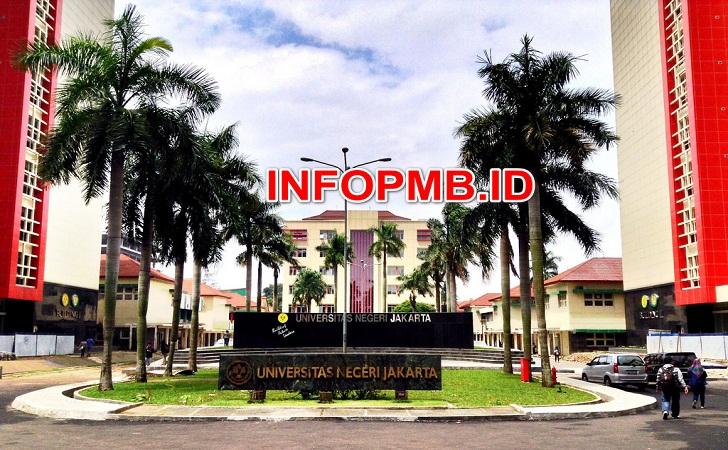 Jadwal Penerimaan Mahasiswa Baru (UNJ) Universitas Negeri Jakarta