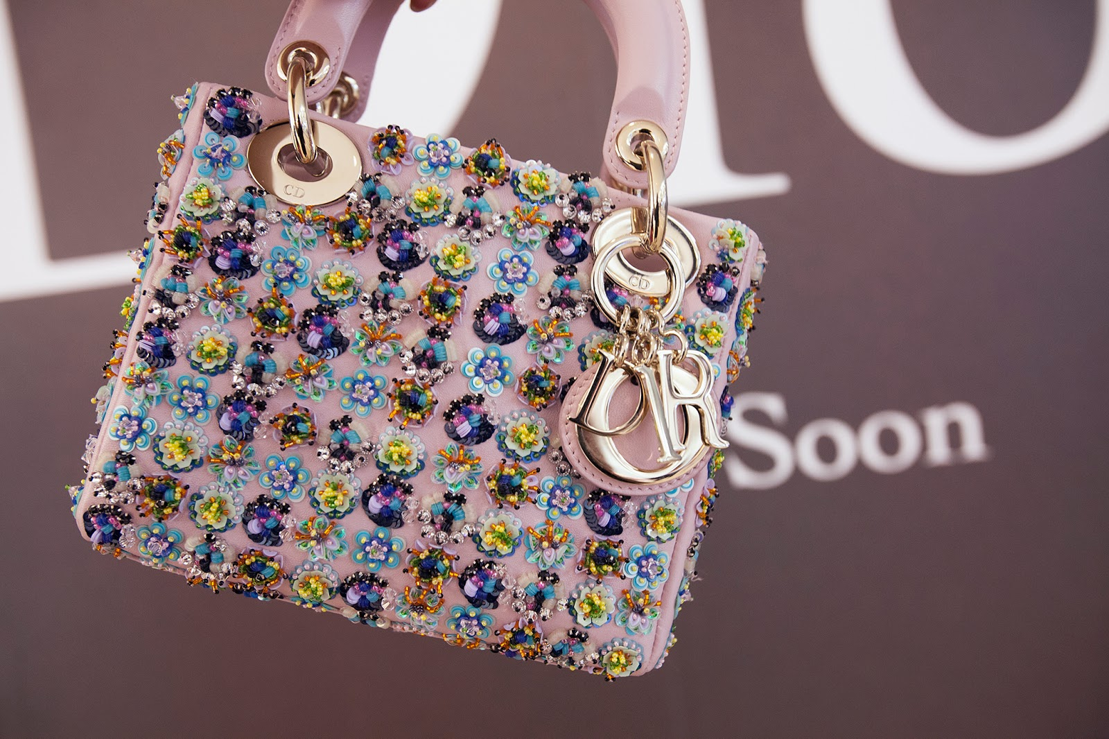 BAA x Dior: Limited Edition Lady Dior Bag For New KLCC Store Opening!