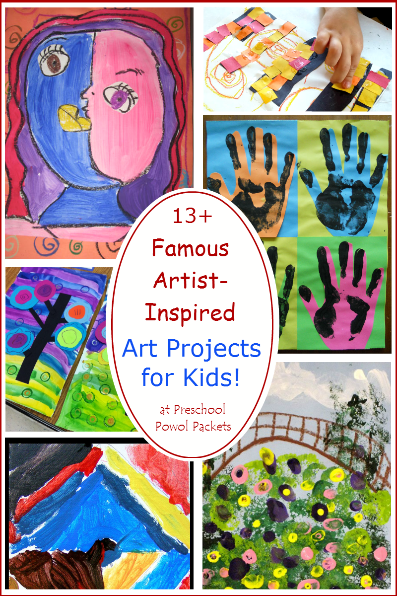 kids group art projects Creative art projects for kids to create find fun new ways to enjoy the process of creating art with toddlers and preschoolers.