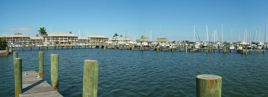 Docks o muelles de Naples