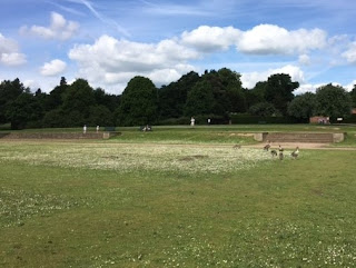 Clumber Park house site