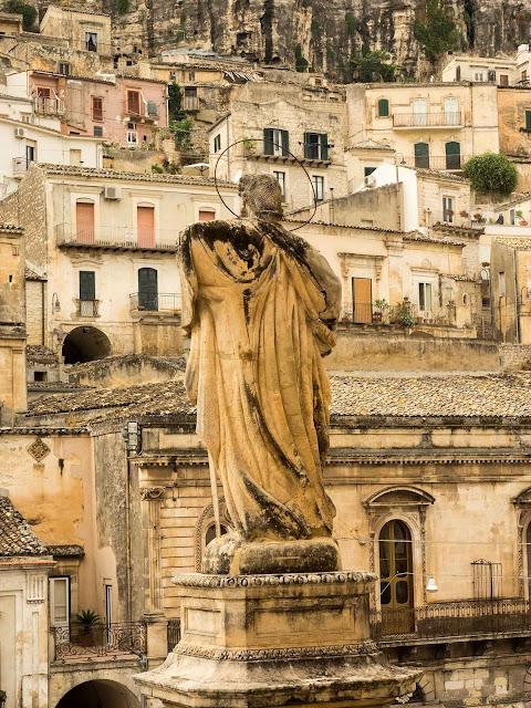 Modica, dalla Chiesa di S. Pietro ©Valeriaderiso