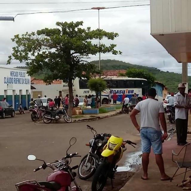 Novo Oriente: vereador pede fiscalização de ônibus vindo do estado de São Paulo