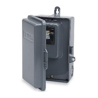 Instalaciones eléctricas residenciales - centro de carga no metálico