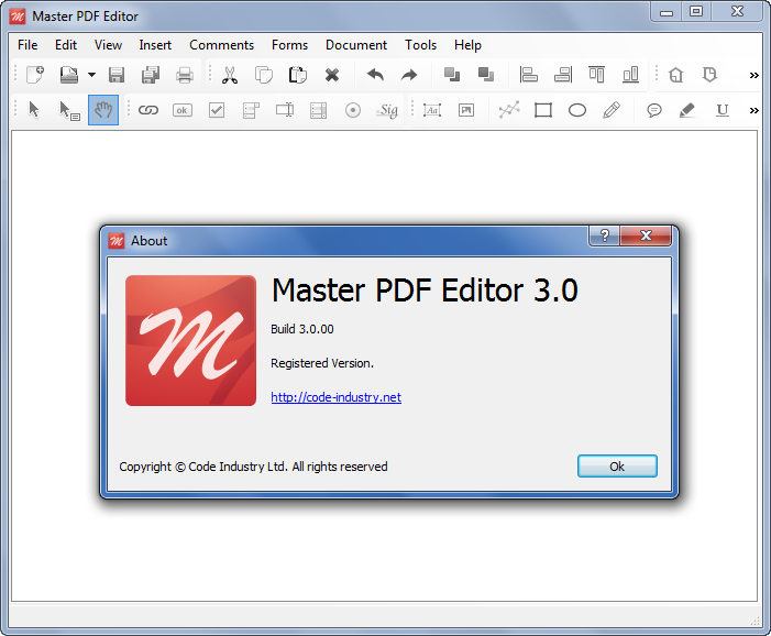 Master PDF Editor Software