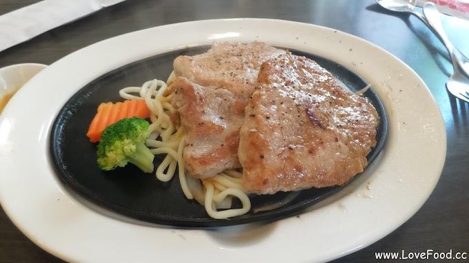 (已歇業)【桃園區】知名度牛排/知名度熱炒海鮮-各式排餐$300起 豐盛的自助吧-zhi ming du