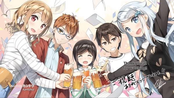 Baper! 10 Anime Romance Terbaik dengan Karakter Utama Tsundere