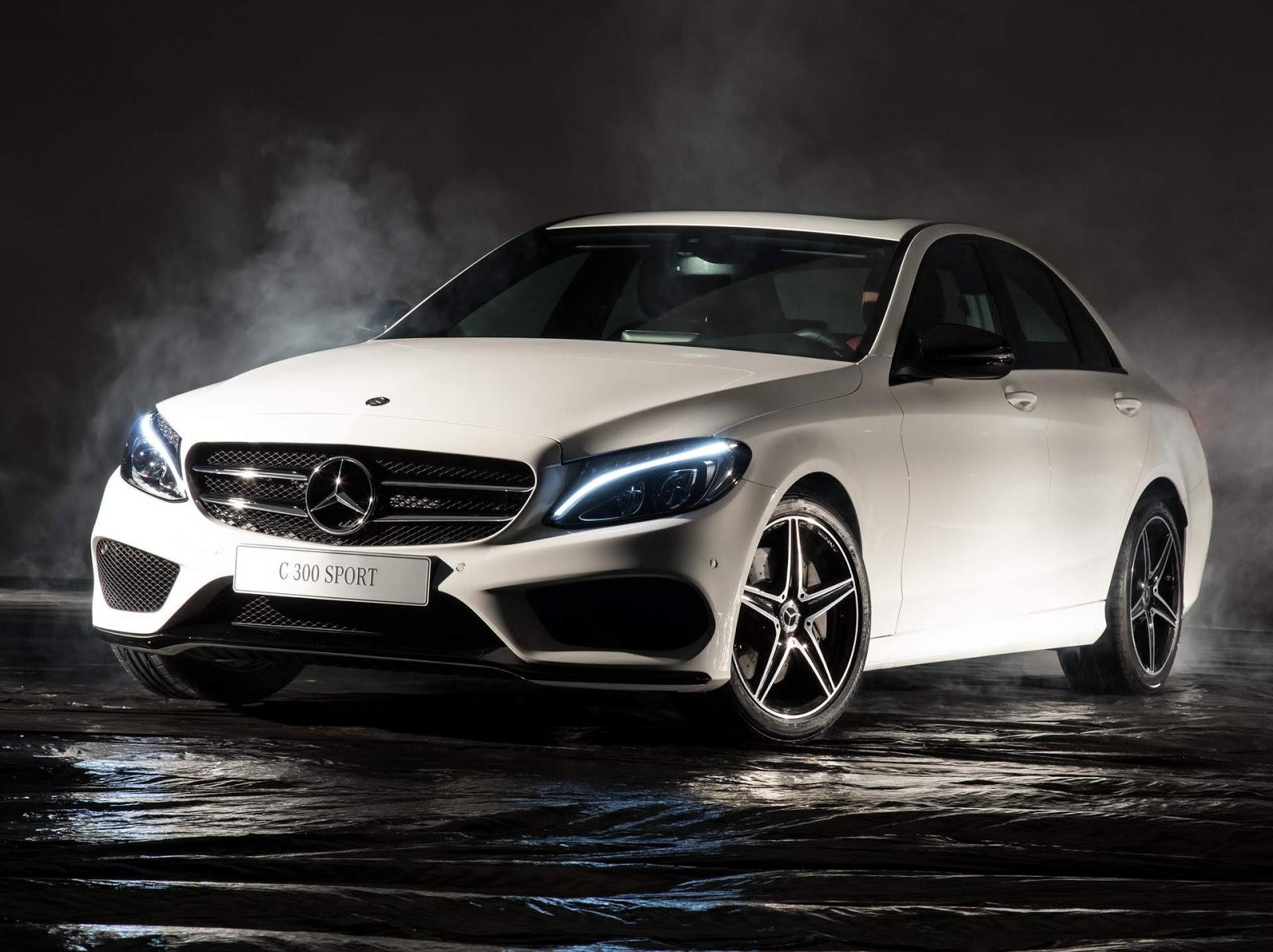 Mercedes benz c300 sport 2017 fotos pre os detalhes for Mercedes benz c300 sport
