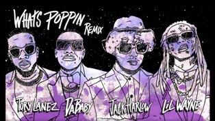 WHATS POPPIN (Remix) Lyrics - Jack Harlow