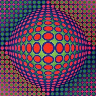arte-geométrico-abstracto-con-efectos-opticos pinturas-diseños-geometricos-opticos