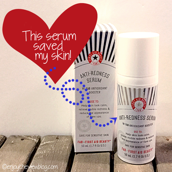 First Aid Beauty Anti-Redness Cream bottle