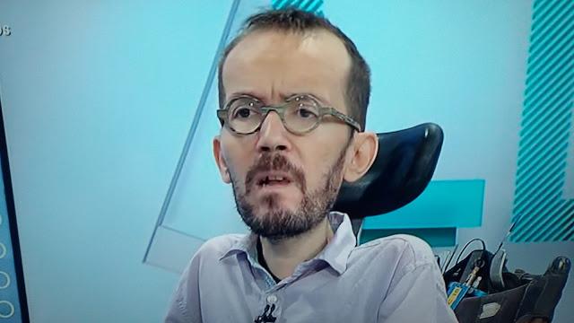Echenique reprocha a Sánchez su desconfianza hacia Unidas Podemos