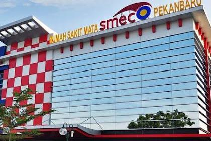 Lowongan Kerja Rumah Sakit Mata SMEC Pekanbaru November 2018