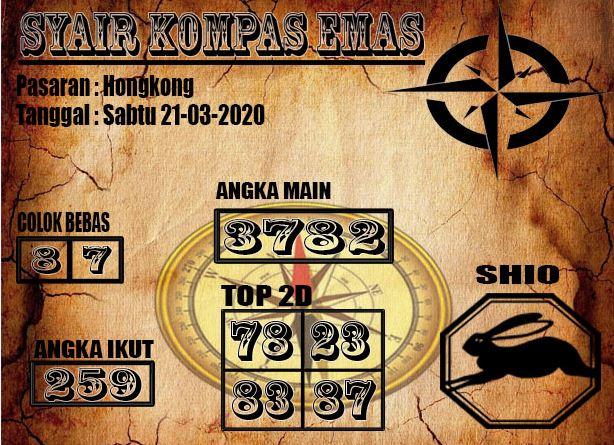 SYAIR HONGKONG 21-03-2020